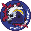 logo CHARGERS PACT